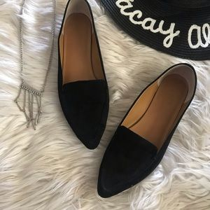 EUC J Crew pointed Loafer flats